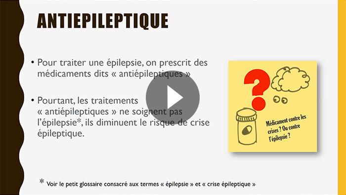Antiépileptique