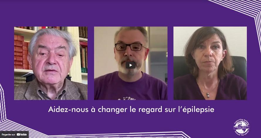PURPLE DAY – message de la LFCE / FFRE et EPILEPSIE FRANCE
